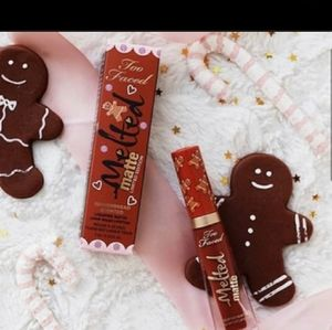 """🍁Too Faced Melted Matte """"Gingerbread Lady"""""""